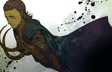 Loki by mono0