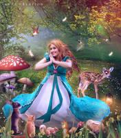 Princes Giselle by ektapinki
