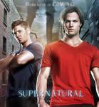 SUPERNATURAL Season 11 -Fan made POSTER by ektapinki