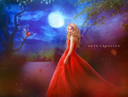 Moonlight Dreams by ektapinki