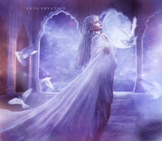 Snow Queen by ektapinki