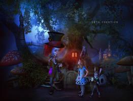 Little Alice by ektapinki