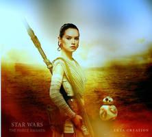 Star wars by ektapinki