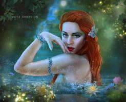 Water Nymph Copy by ektapinki