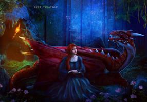 Protector Of The Princess by ektapinki