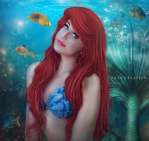 Ariel by ektapinki