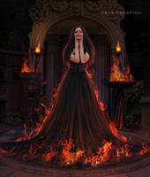 burning my soul by ektapinki