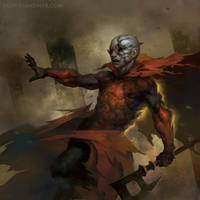 Steel Inquisitor by JasperSandner