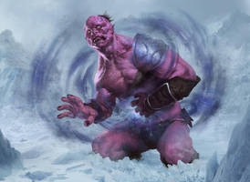 Curse of Inertia- Magic: The Gathering by JasperSandner
