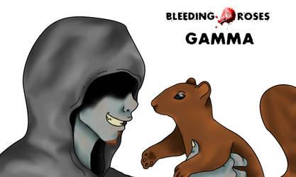 Bleeding Roses - Gamma by Xcas92X