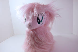 Fluffle Pony Plushie by The-Night-Craft