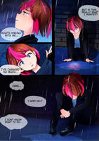 Least Likely Magical Girl P6 by genericbunnygirl
