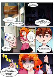 Least Likely Magical Girl P14 by genericbunnygirl