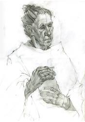 a sketch by lulek