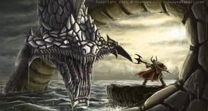 Jormungandr by Eupackardia