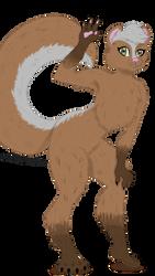 Skunk Furry by Clilyfrog