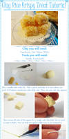 Clay Rice Krispy Tutorial by WaterGleam