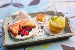 French Toast Tray by WaterGleam