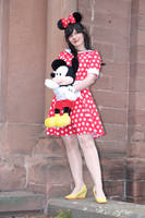 Minnie Mouse 1 by biohazard-no-1