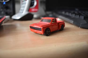 hotwheels toy pickup by g8ut