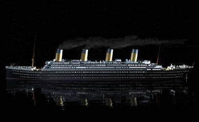 RMS Titanic by WaskoGM