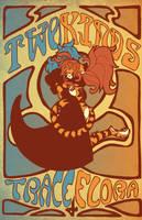 Twokinds Art Nouveau by GrillWeaver