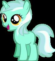 Filly Lyra by Pegasus-Drake