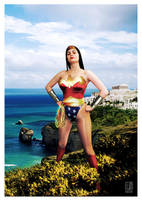 Wonder Woman themiscyra by ROCINATE