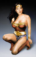 Wonder Woman by ROCINATE