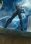 The Sensational She-Venom by muscle-fan-comics