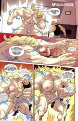 Kinetic Energy Empowerment by muscle-fan-comics