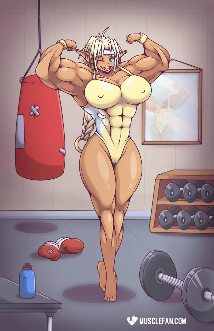 The Strongest Clan by muscle-fan-comics