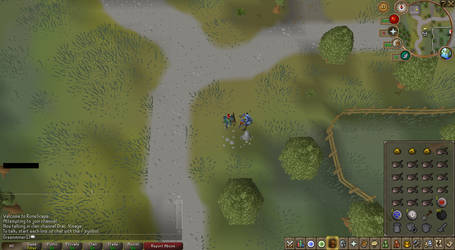 runescape barrows trip pic. by undeadpreist