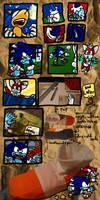 Contest WereHog gift SonicShoe by theEyZmaster