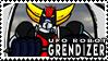 Stamp GOLDORAK by theEyZmaster
