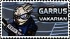 Stamp Garrus by theEyZmaster