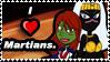 Stamp MARS by theEyZmaster