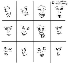 WSC 2012-01-28 Portraying emotions by theEyZmaster