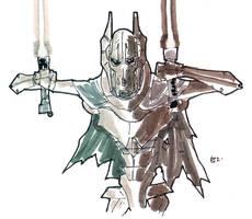 DSC 2014-05-06 General Grievous by theEyZmaster