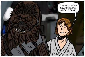 A New Hope by theEyZmaster