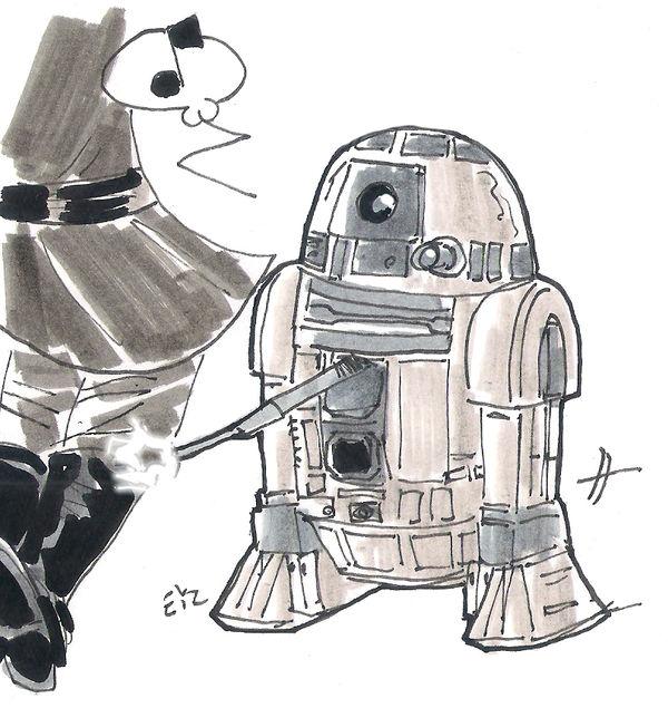 DSC 2014-05-26 Artoo by theEyZmaster