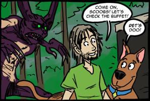 Scooby-Doo! The Movie by theEyZmaster