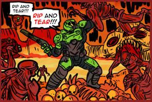 Doom 4 by theEyZmaster