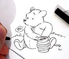 DSC 2018-05-17 Pooh by theEyZmaster
