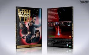 CustomCoverArt DVD Star Wars Episode VIII by theEyZmaster