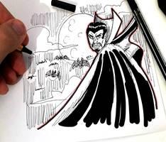 DSC 2018-10-30 Dracula by theEyZmaster