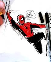 DSC 2018-11-30 Spider-man by theEyZmaster