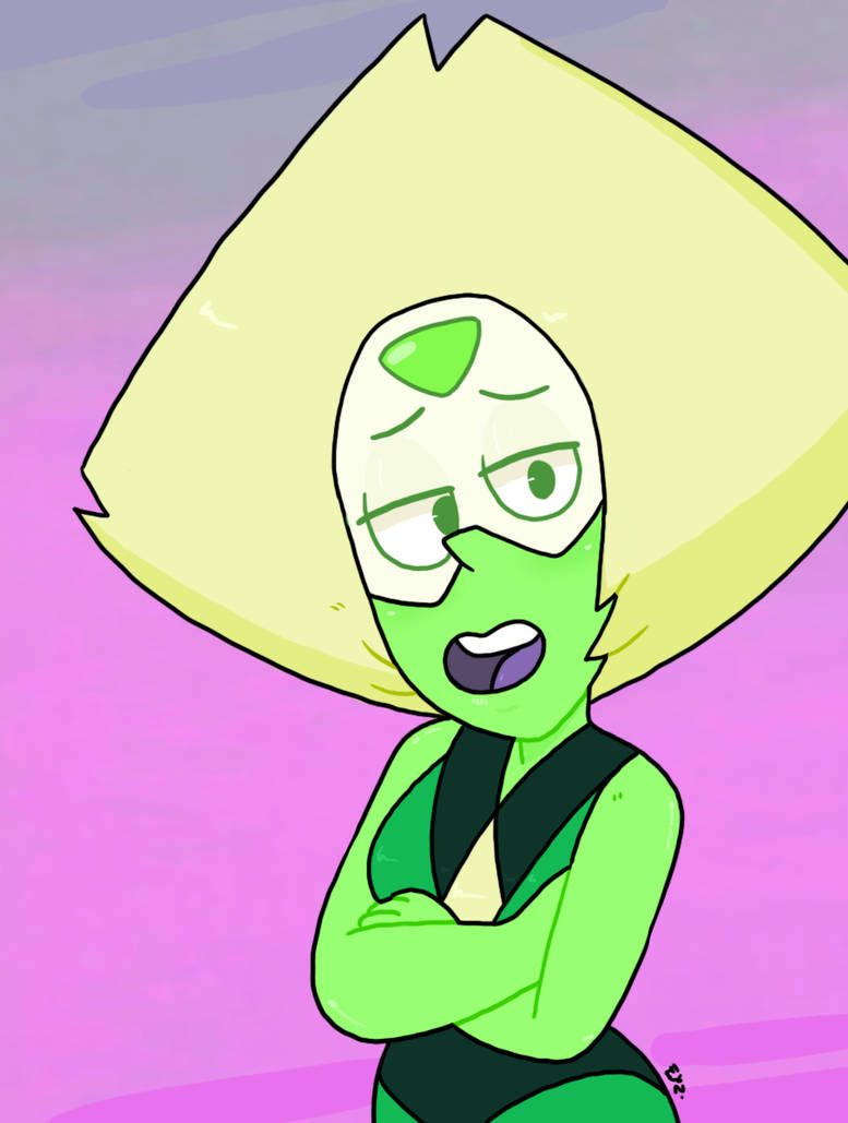I sorta redid a fun Peri pose from one of the recent SU comics because she just looked so cuuuute!!Enjoy! Open for commissions! Guidlines: theeyzmaster.deviantart.com/jo… Support me on Ko-fi...