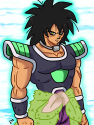 Dragon Ball Super - Broly 02 by theEyZmaster