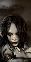 Sandra Sadness by goor